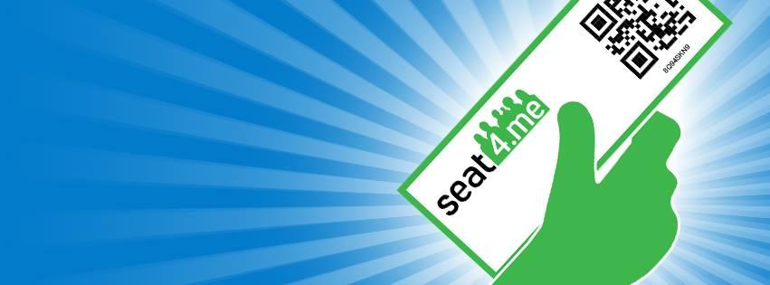 Seat 4 Me @ Facebook