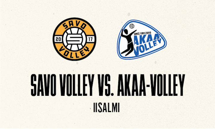 Savo Volley - Akaa