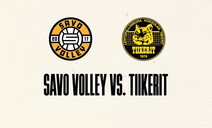 Savo Volley - Tiikerit