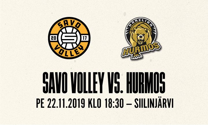Savo Volley - Karelian Hurmos