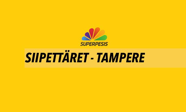 Naisten Superpesis: Siipettäret - Tampere