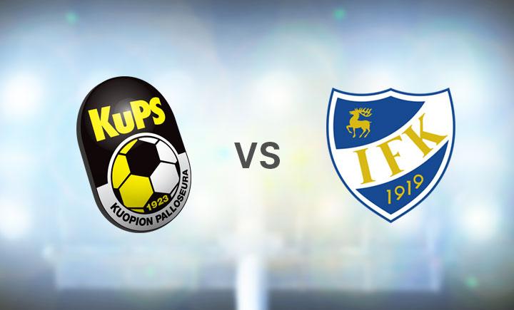Veikkausliiga: KuPS - IFK Mariehamn