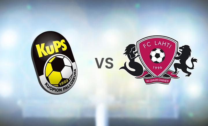 Veikkausliiga: KuPS - FC Lahti