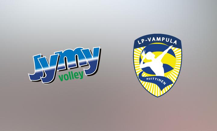 Jymy Volley - LP Vampula